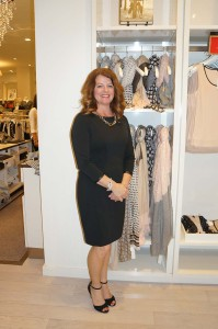 Janet S – Mother of 3 at Ann Taylor Event