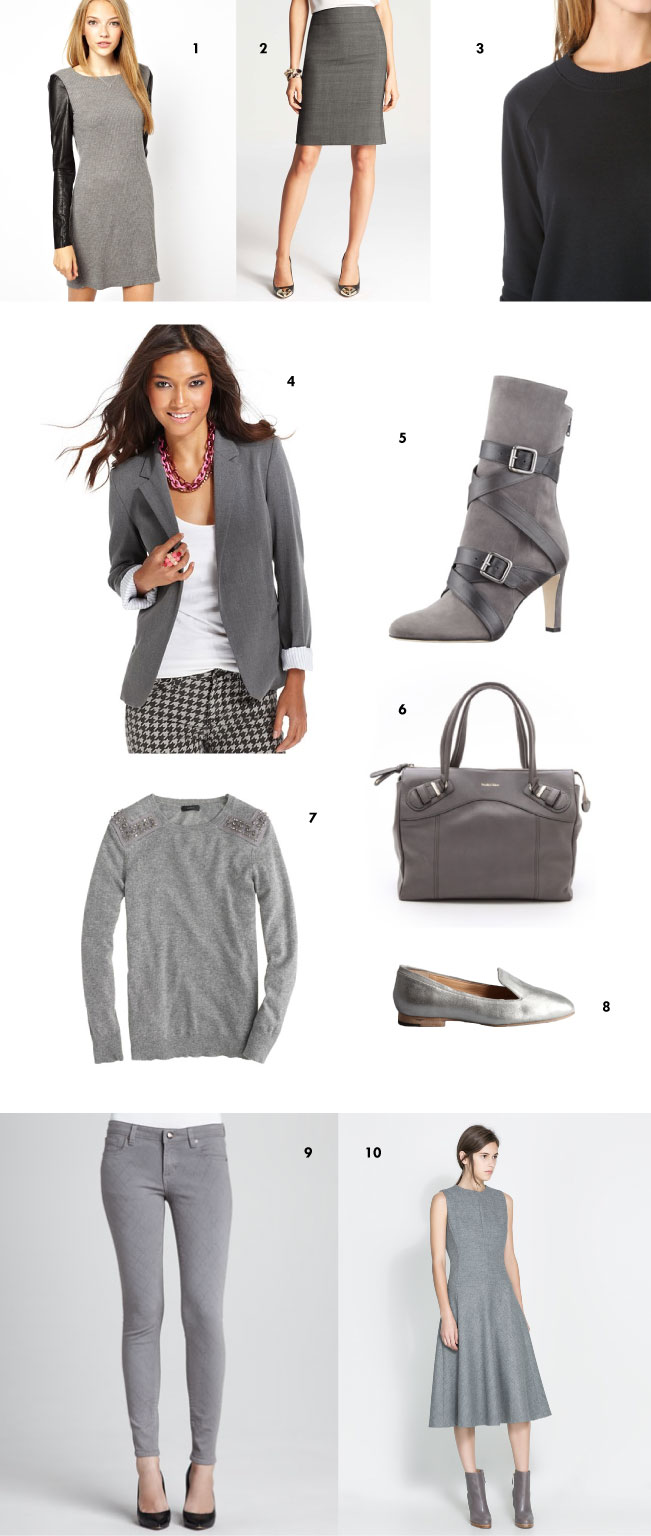 10 Shades of Grey  //  MSL
