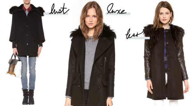 Lust Luxe Less - Fur Trimmed Jackets  // MSL