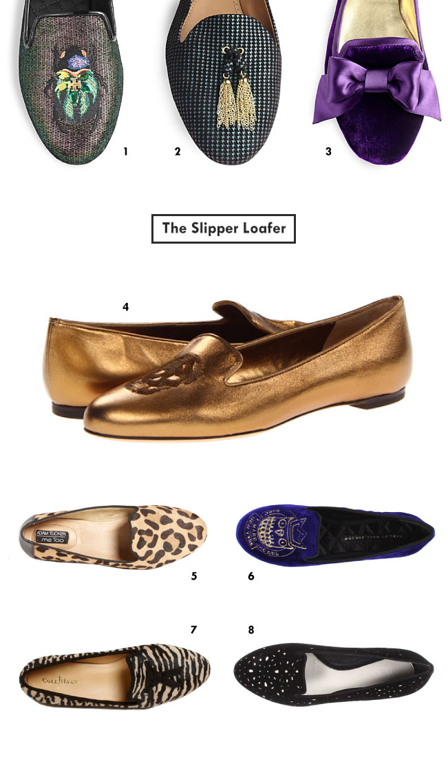 Slipper Loafer // Mom Style Lab
