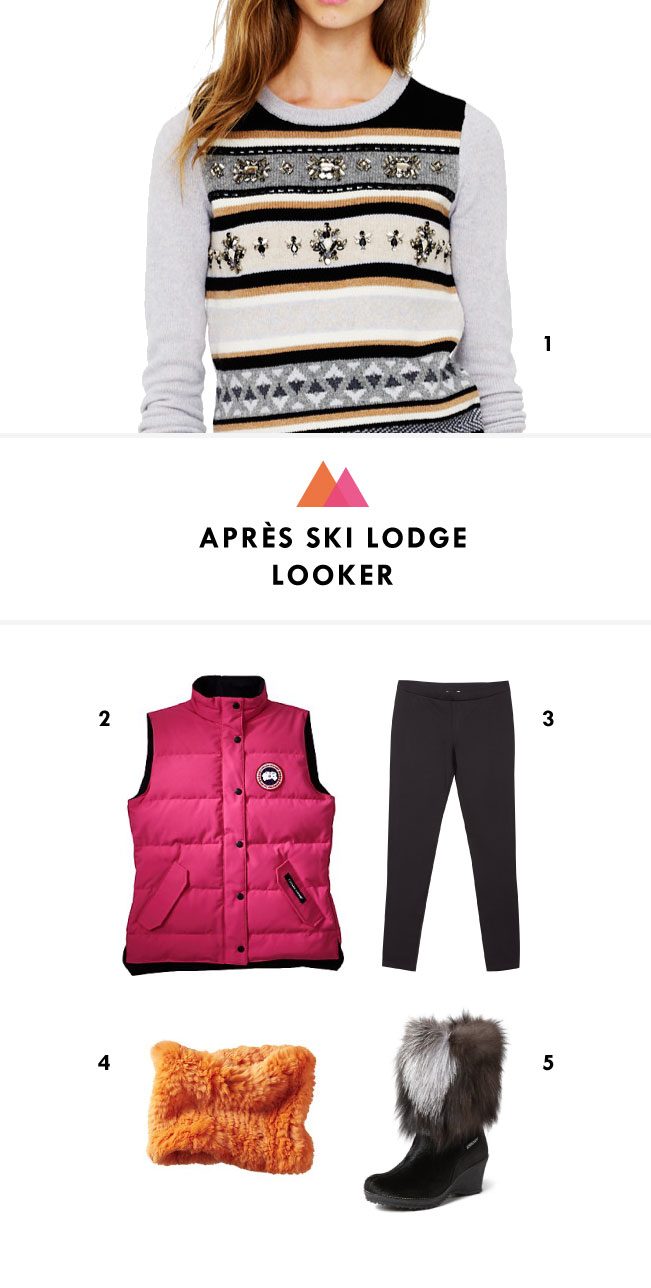 Apres Ski Lodge Looker // MSL
