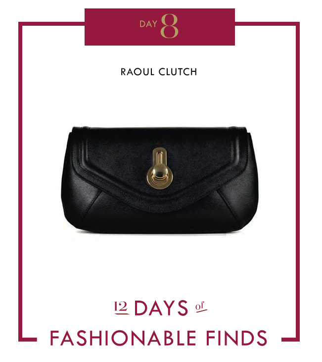 Raoul Clutch // Mom Style Lab