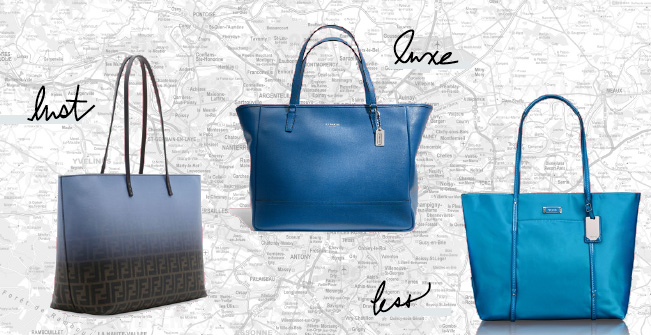 Lust Luxe Less - Travel Tote