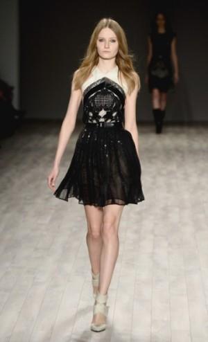jill stuart fall 2014 dress