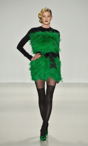 zang toi big bird green fall 2014