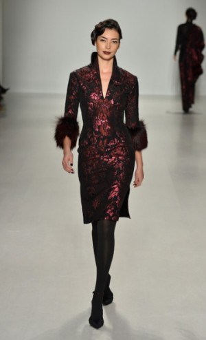 zang toi dress fall 2014