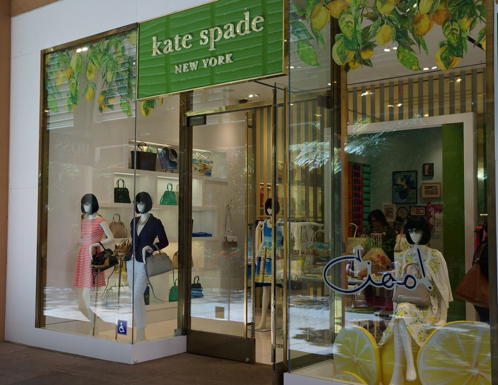 CA kate spade spring at stanford