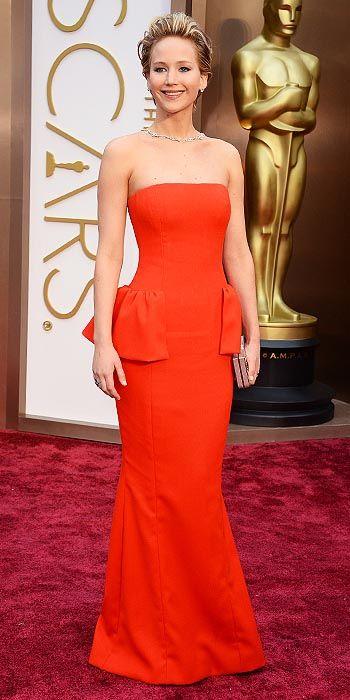 Jen Lawrence Dior