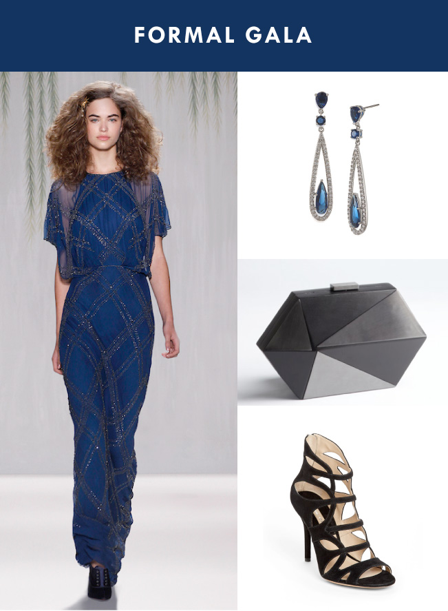 Ask Our Style Techs - What to wear to a Formal Gala