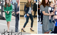 Kate Middleton / Get Her Look // MSL