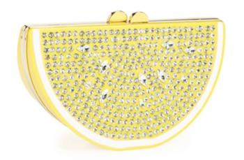 Kate Spade Lemon Clutch