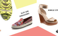 Spring Shoe Trends - Mom Style Lab
