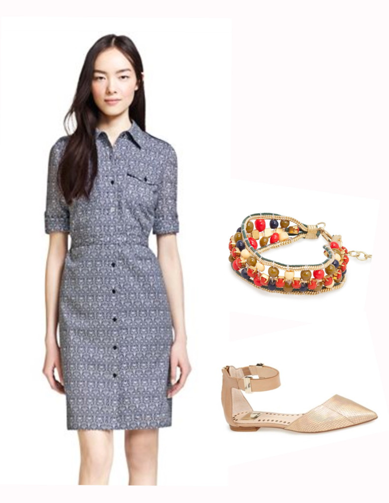 Tory Burch shirtdress