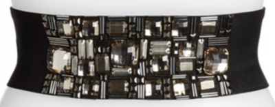 St. John jeweled belt