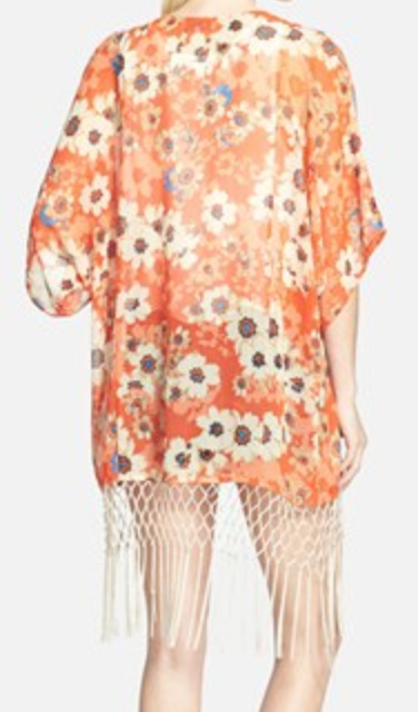 Wayf kimono cardigan