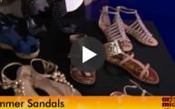 Video // Summer Sandals