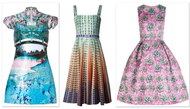 Mary katrantzou dress cheap