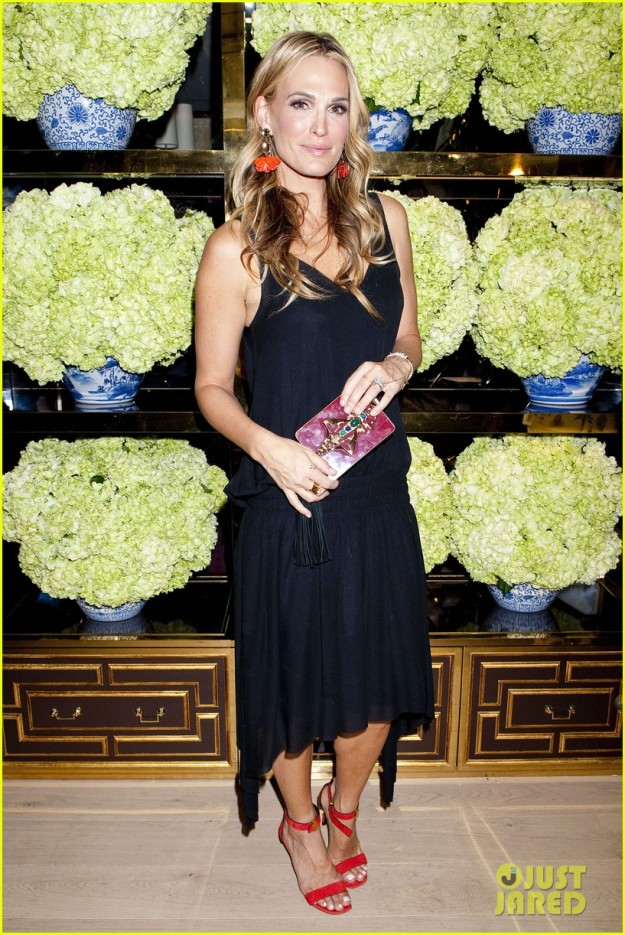Tory Burch celebrates the opening of their West Coast flagship boutique on Rodeo Drive