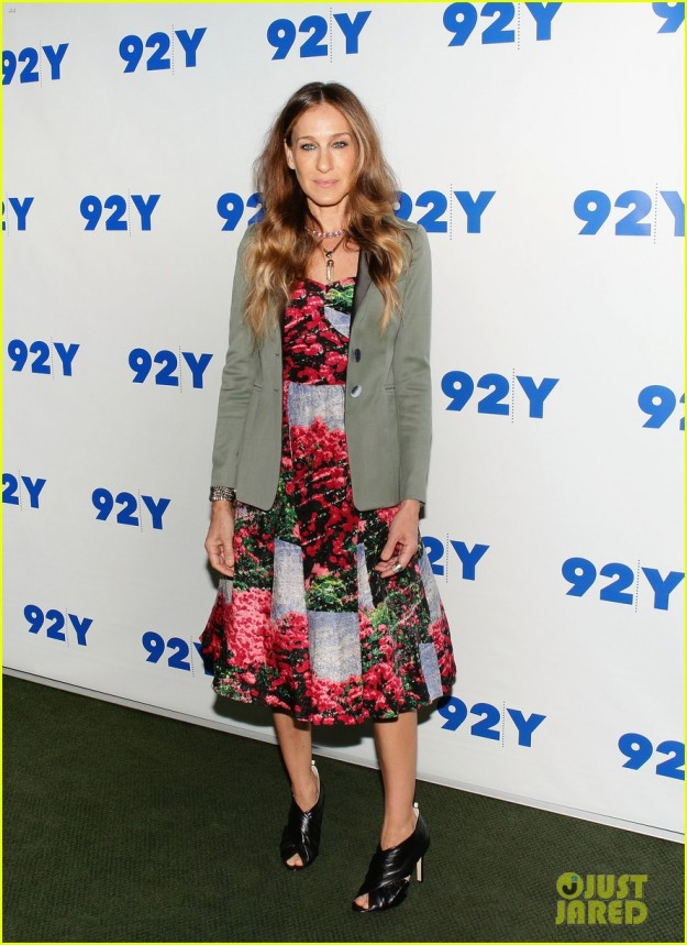 92nd Street Y Presents Sarah Jessica Parker In Conversation With Jonathan Tisch