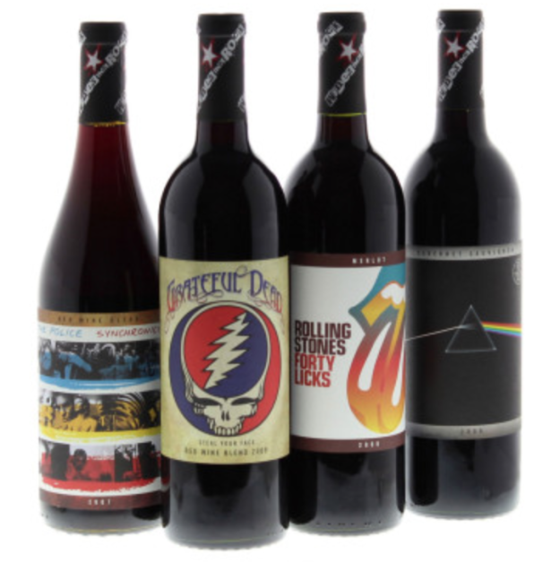 Wines that Rock Collection