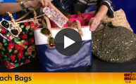 MSL Video / Beautiful Beach Bags