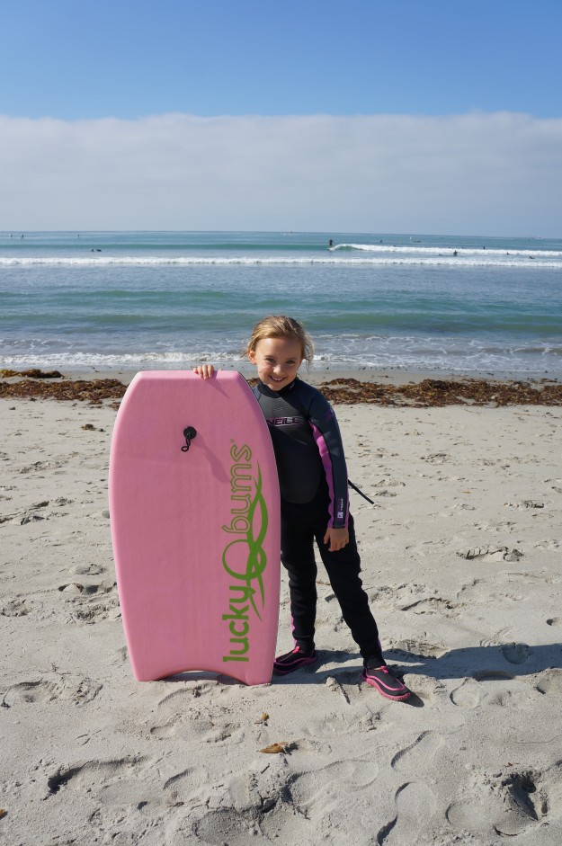 Christina boogie board