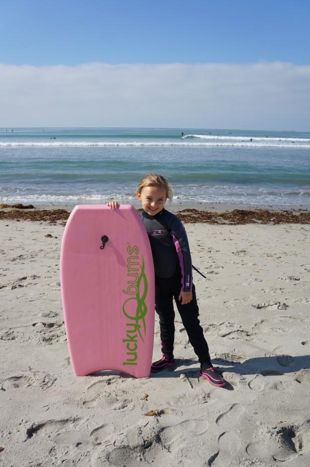 Christina boogie board