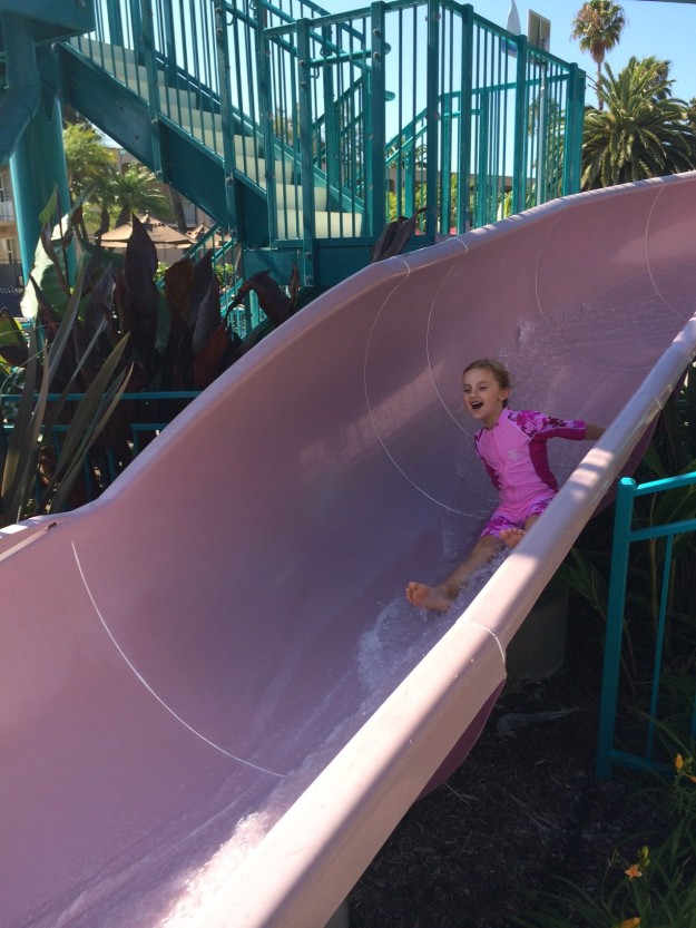 Hyatt Newport Beach slide