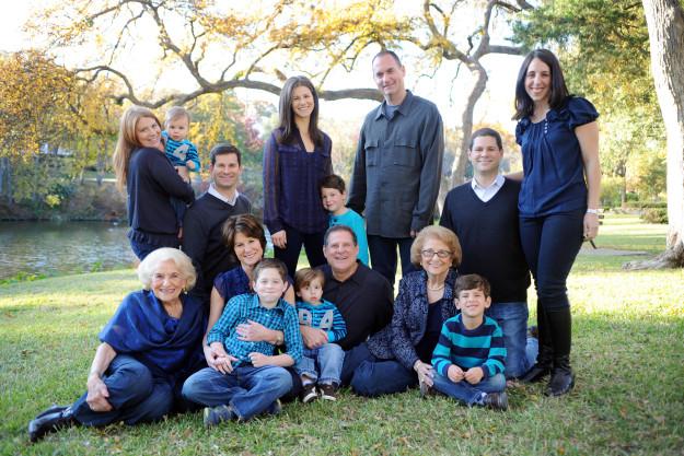 Plaskoffs extended family