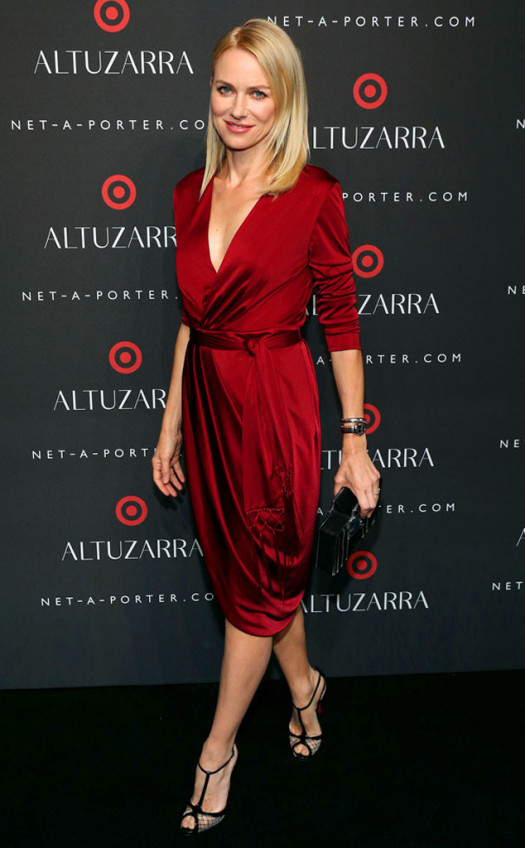 Naomi Watts Target Altuzarra launch party NYFW E Online