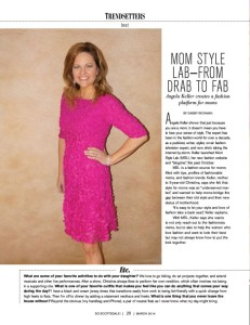 Mom Style Lab featured in So Scottsdale