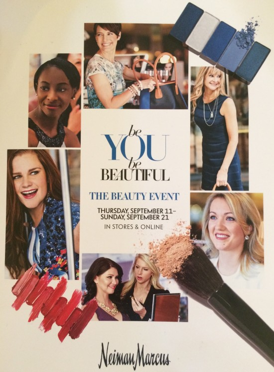 Neiman Marcus Beauty Face-Off Sept 20