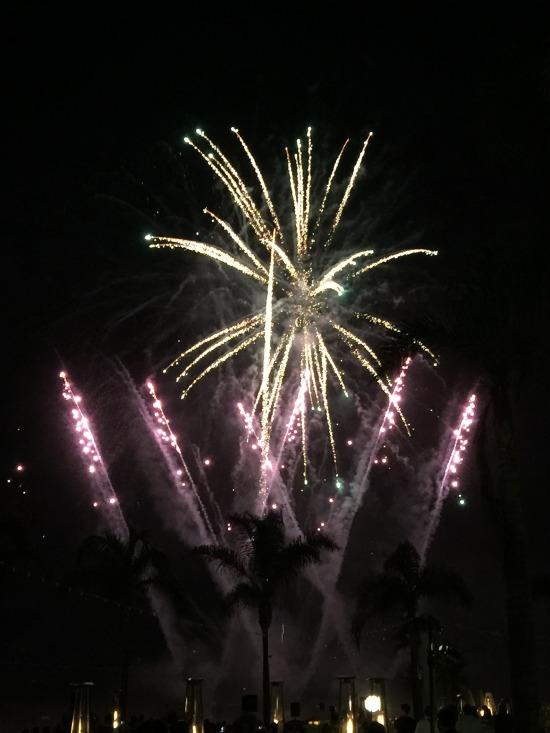Coronado fireworks