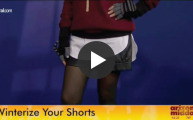 winterize your shorts