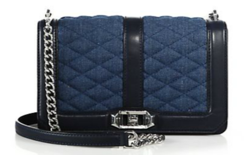 Rebecca Minkoff quilted cross-body bag