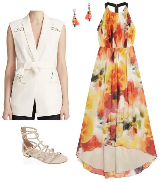 rebecca taylor sleeveless blazer_0_2