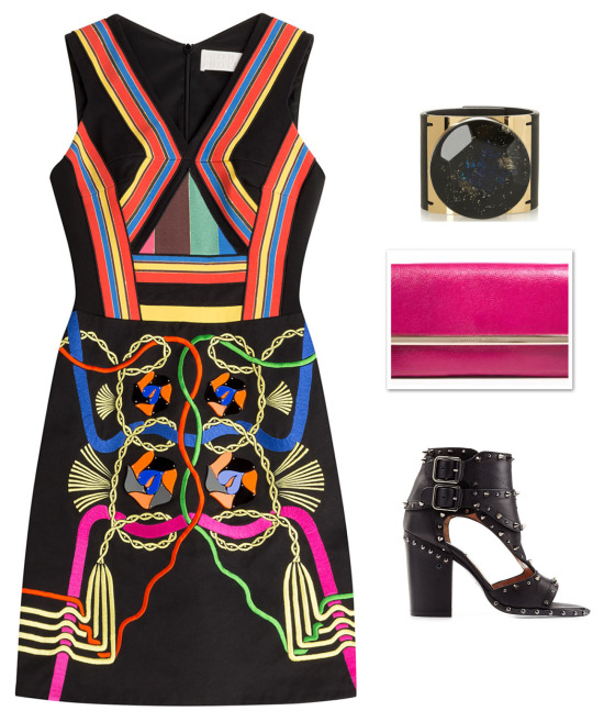smoca peter pilotto dress_0