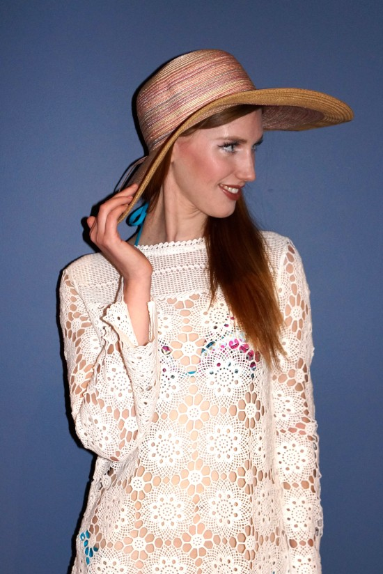 Topshop for Nordstrom Boho Beach Style
