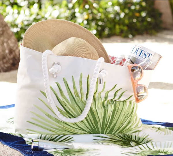 pottery-barn-palm-print-beach-tote-bag-trend-watch