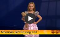 MSL Video - American Girl Casting