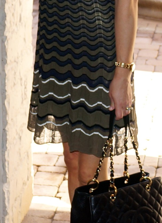 missoni-dress-chanel-handbag-fall-dressing