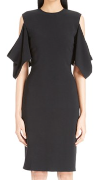 givenchy-cold-shoulder-dress-black-spring-2016