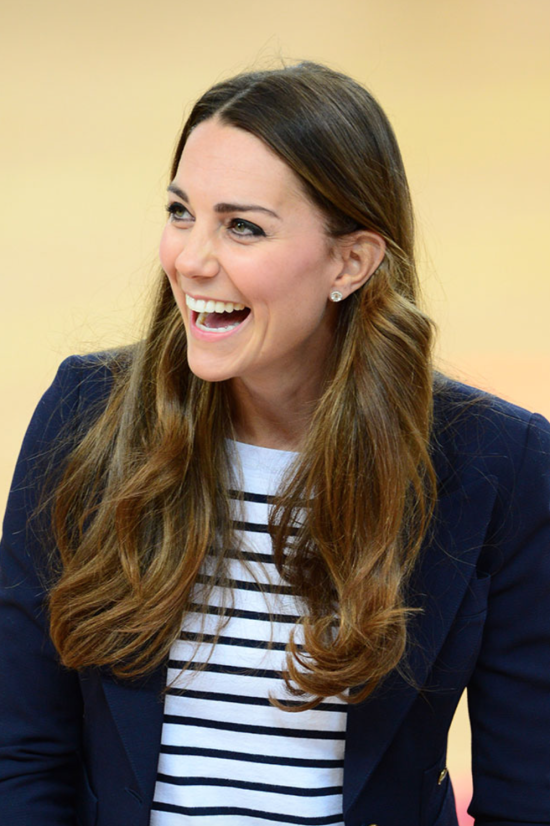 kate-middleton-striped-tee