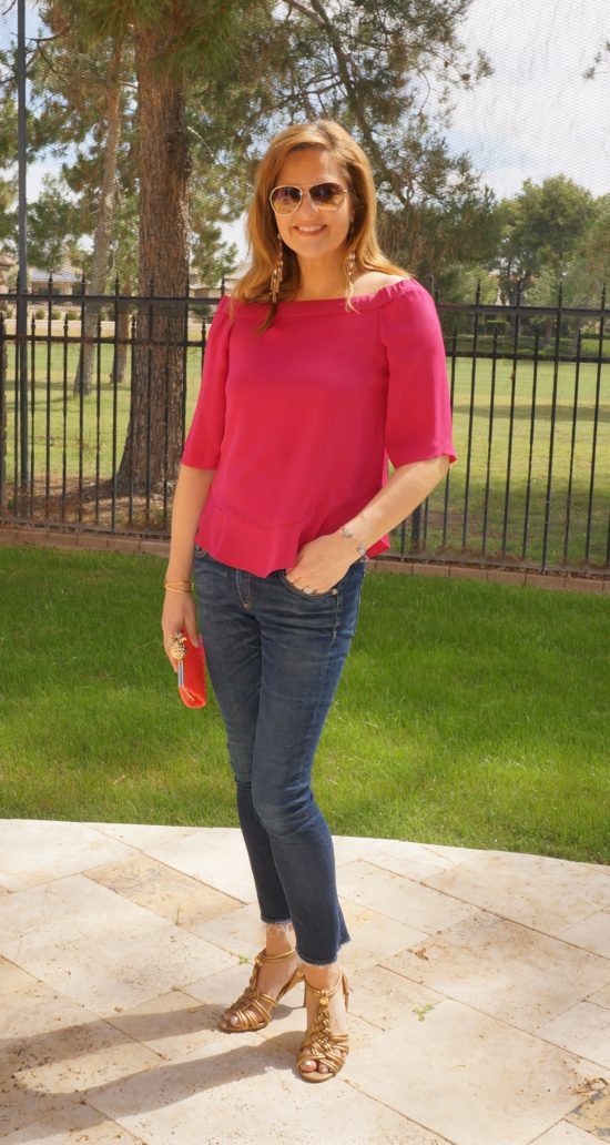off-the-shoulder-rebecca-taylor-with jeans-date-night