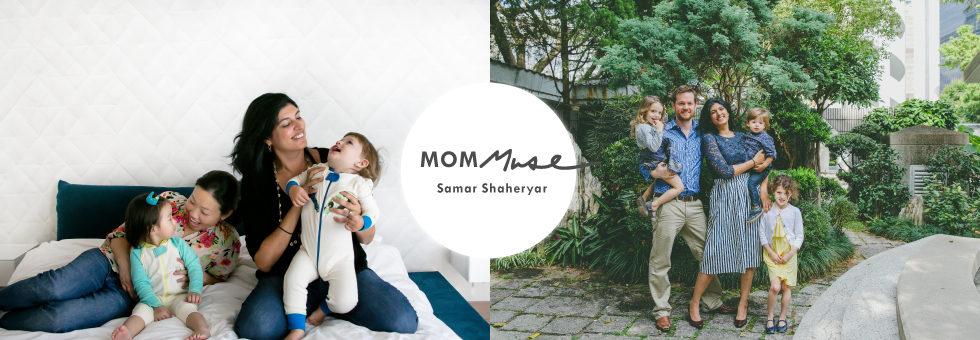 Mom Muse - Samar Shaheryar