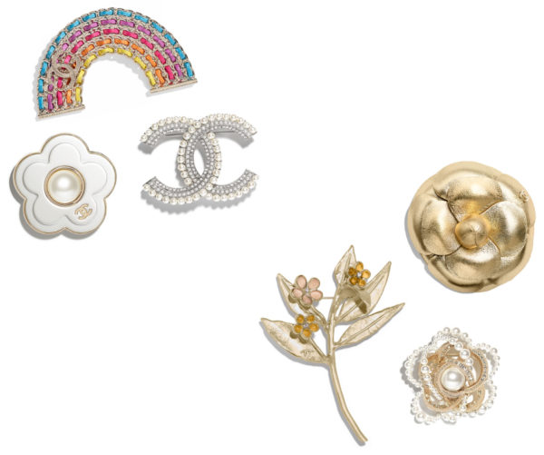 Feeling Inspired By    Brooches at Chanel - Mom Style Lab