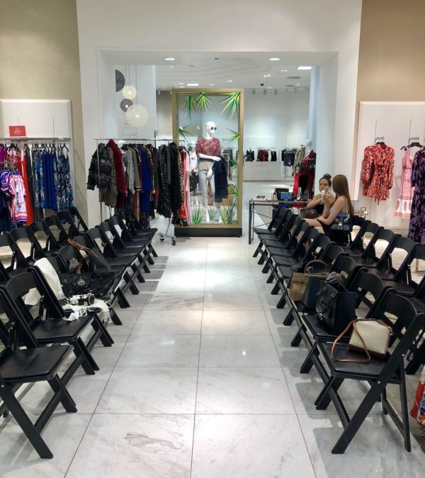 On Our List for Fall + Sip, Shop & Style at Saks Highlights