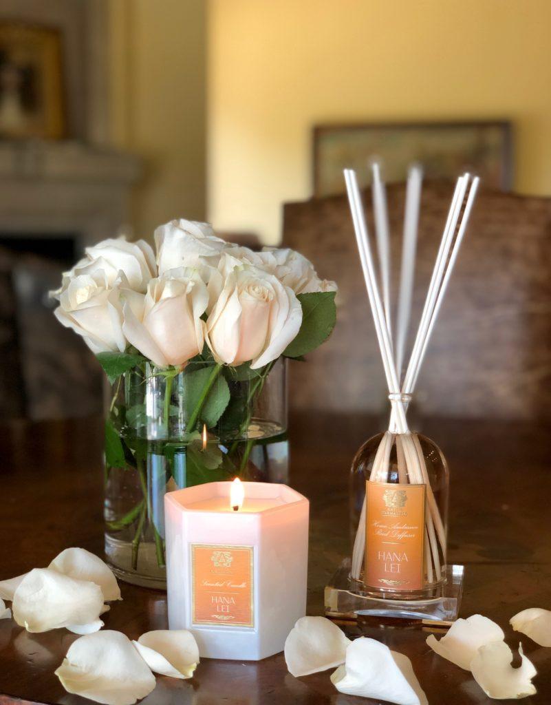 candle set gift idea